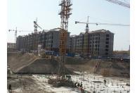 山水园三期工程进度(2013.5.15)