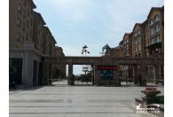 东发现代城山水园一期景观
