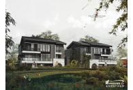 威高·乾和院项目景澜院E别墅外观