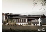 威高·乾和院项目龙熙院A别墅外观