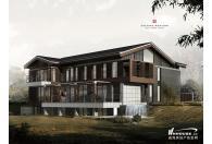 威高·乾和院项目龙熙院B别墅外观