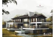 威高·乾和院项目龙熙院C别墅外观