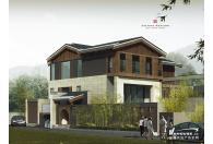 威高·乾和院项目龙熙院F别墅外观