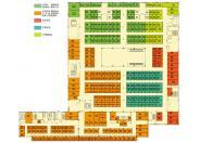 白马义乌商贸城三层平面图