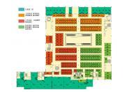 白马义乌商贸城二层平面图