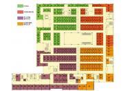 白马义乌商贸城四层平面图
