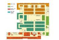 白马义乌商贸城五层平面图