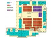 白马义乌商贸城一层平面图