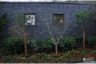 威高·乾和院园林景观实景图_13