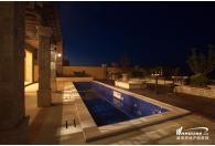 独栋庭院泳池